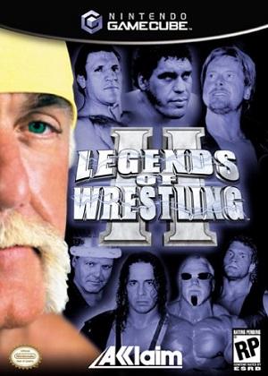 Legends of Wrestling ii facts