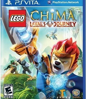 Lego Legends of Chima Laval's Journey facts