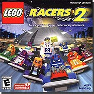Lego Racers 2 facts