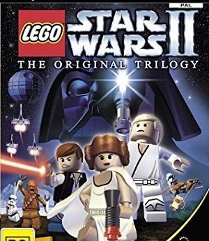 Lego Star Wars II The Original Trilogy facts