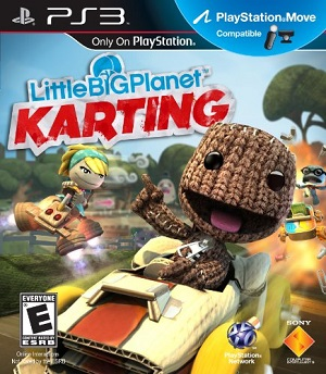 LittleBigPlanet karting facts