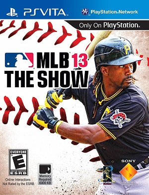 MLB 13 The Show facts