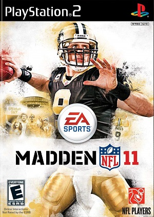 Madden NFL 11 facts
