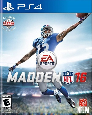 Madden NFL 16 facts