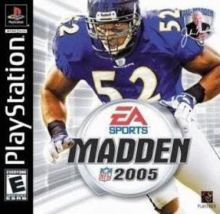 Madden NFL 2005 facts