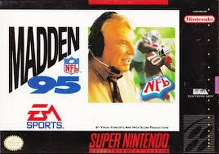 Madden NFL 95 facts
