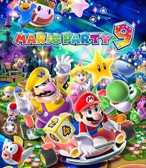 Mario Party 9 facts
