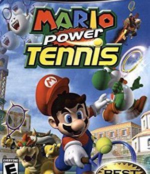 Mario Power Tennis facts