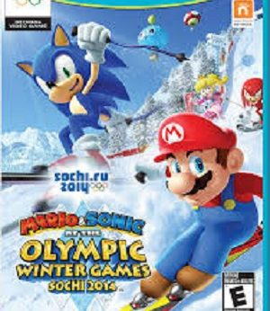 Mario & Sonic at the Sochi 2014 Olympic Winter Games facts