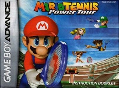 Mario Tennis Power Tour facts