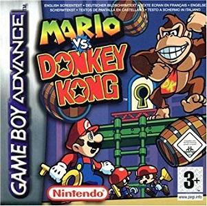 Mario vs. Donkey Kong facts