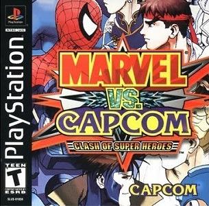 Marvel vs. Capcom Clash of Super Heroes facts