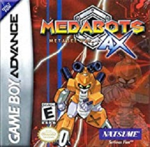 Medabots AX Metabee Version facts