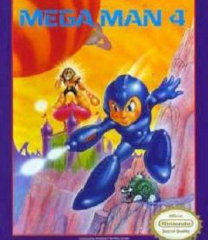 Mega Man 4 facts