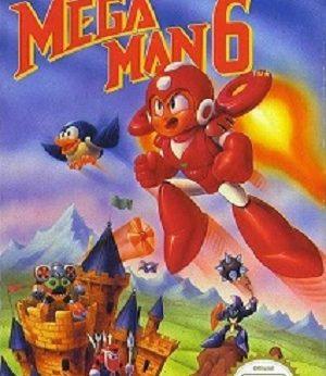 Mega Man 6 facts