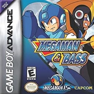 Mega Man & Bass facts