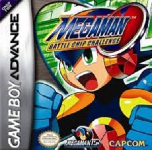 Mega Man Battle Chip Challenge facts