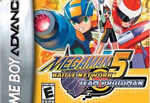 Mega Man Battle Network 5 facts