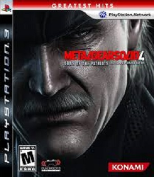 Metal Gear Solid 4 Guns of the Patriots facts