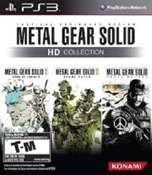 Metal Gear Solid HD Collection facts