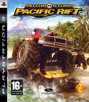 MotorStorm Pacific Rift facts