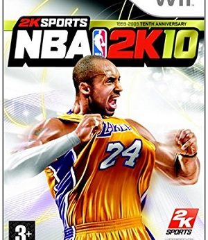 NBA 2K10 facts