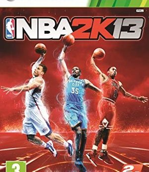 NBA 2K13 facts