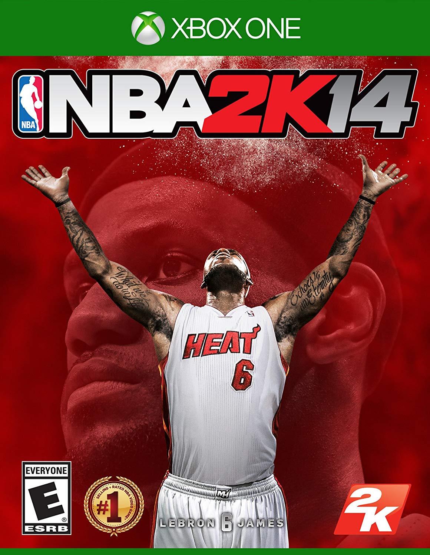 NBA 2K14 facts