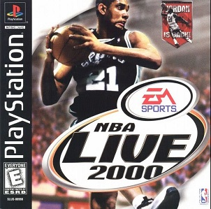 NBA Live 2000 facts