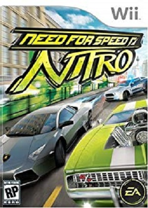 Need for Speed Nitro facts