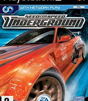 Need for Speed Underground facts