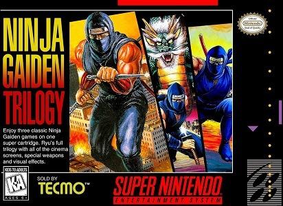 Ninja Gaiden Trilogy facts