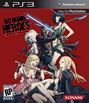 No More Heroes Heroes' Paradise facts