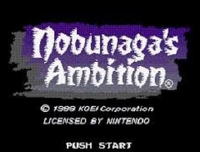 Nobunaga's Ambition II facts
