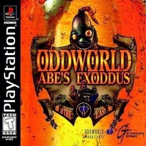 Oddworld Abe's Exoddus facts