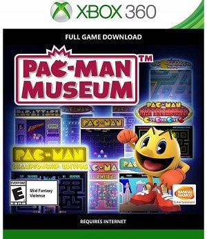Pac-Man Museum facts