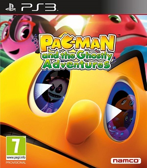 Pac-Man and the Ghostly Adventures facts