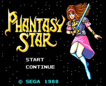 Phantasy Star facts