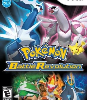 Pokémon Battle Revolution facts