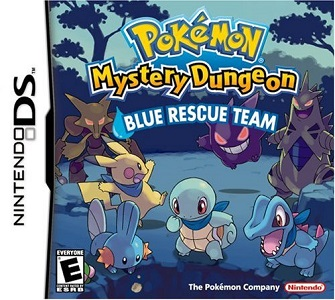 Pokémon Mystery Dungeon Red Rescue Team facts