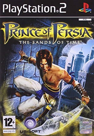 Prince of Persia The Sands of Time facts