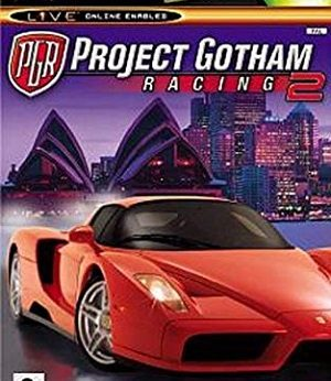Project Gotham Racing 2 facts