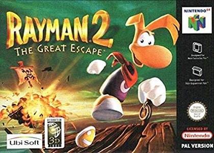 Rayman 2 Revolution facts