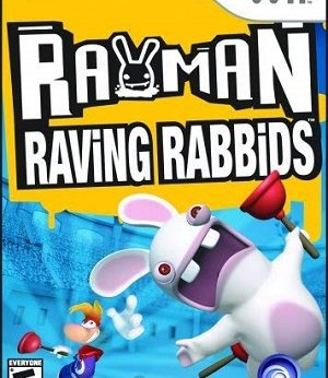 Rayman Raving Rabbids facts