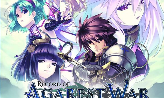 Record of Agarest War zero facts