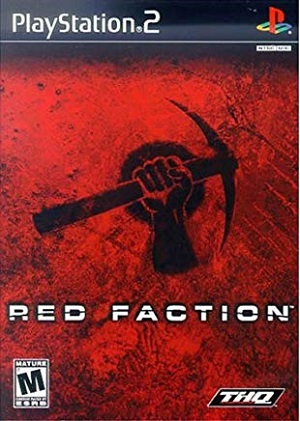 Red Faction facts