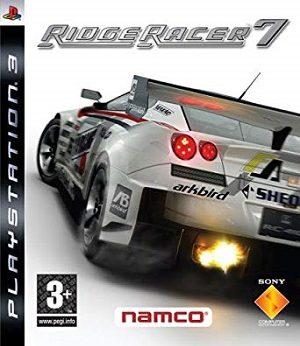 Ridge Racer 7 facts