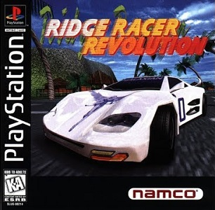 Ridge Racer Revolution facts