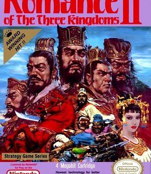 Romance of the Three Kingdoms II facts