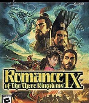 Romance of the Three Kingdoms IX facts